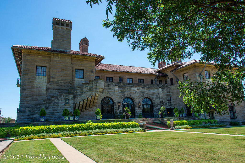August 2, 2016 - Marland Mansion