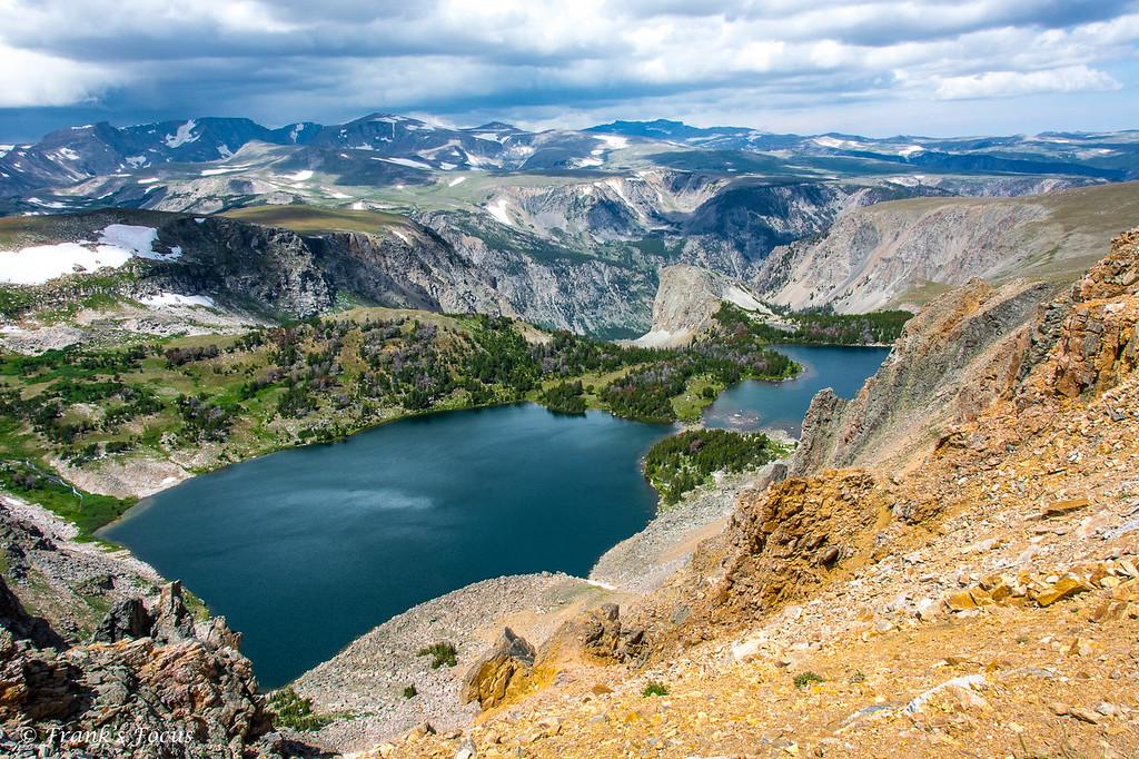 July 31, 2017 -- Twin Lakes at Beartooth Pass