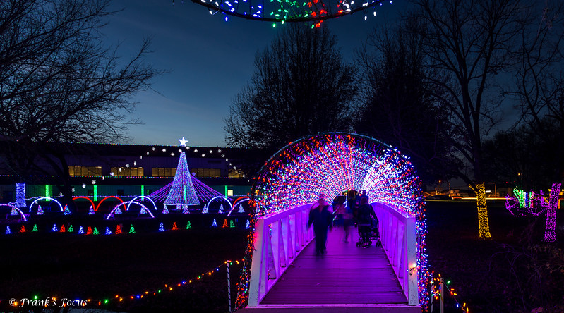 December 31, 2017 -- Tunnel of Lights