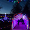 December 31, 2017 -- Tunnel of Lights