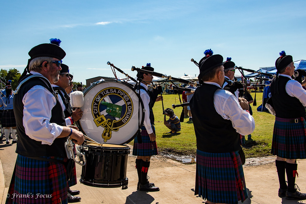 February 2,, 2017 -- Tulsa Pipes & Drums