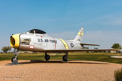 December 18, 2017 -- F-86 Sabre
