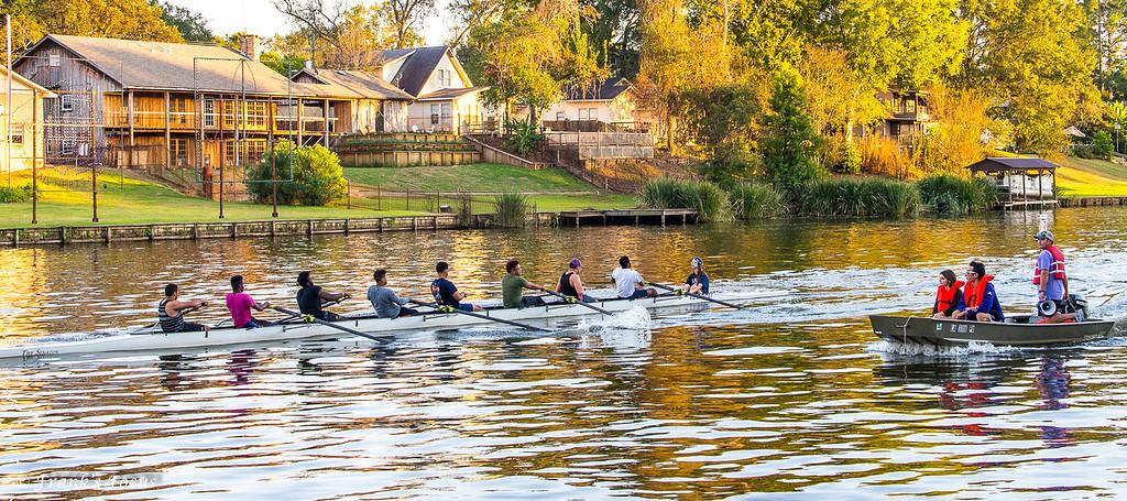 September 8, 2017 -- Row, Row, Row your Boat