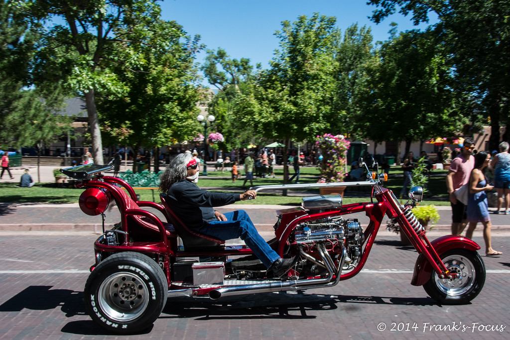 Wednesday, January 28, 2015 -- Cool Ride