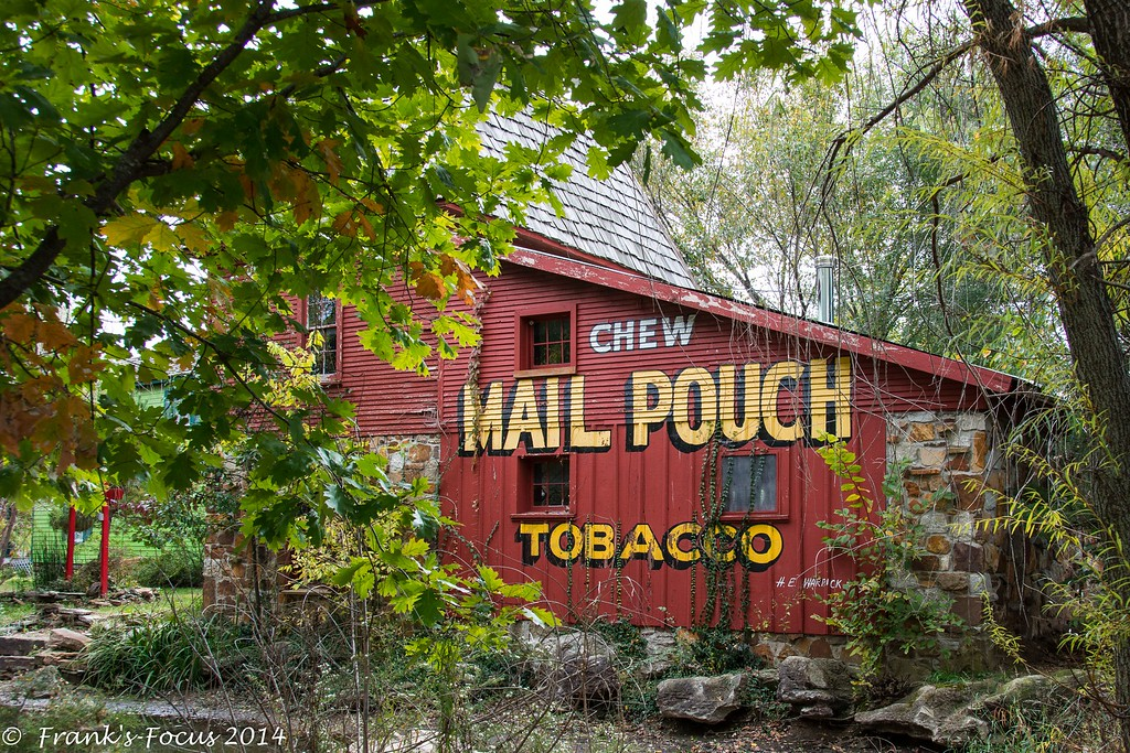 October 28, 2016 -- Mail Pouch