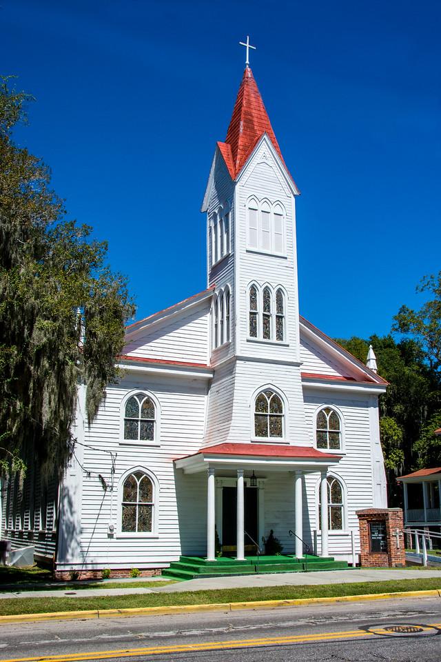 January 16, 2017 -- Tabernacle Baptist Church