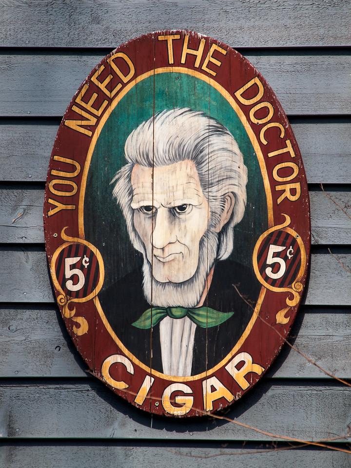 Tuesday, February 10, 2015 - A Good 5-cent Cigar