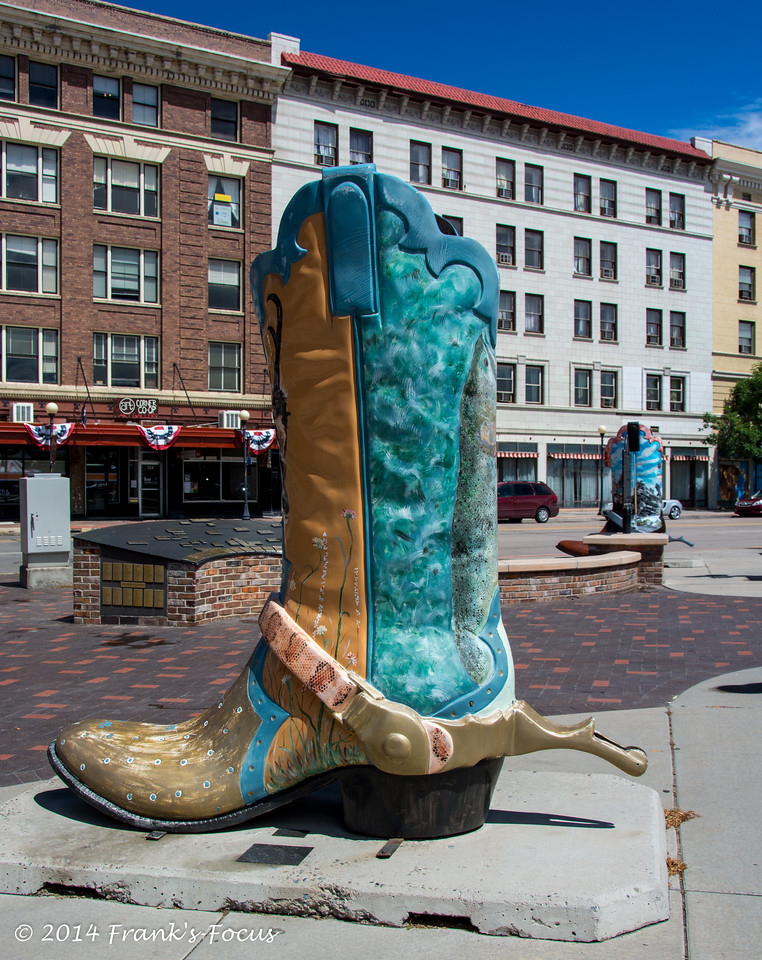 Thursday, September 4, 2014 -- Big Boots
