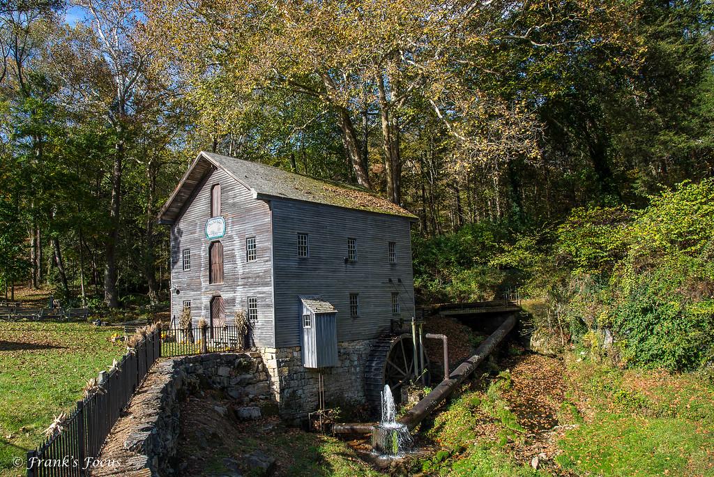 November 26, 2017 -- Beck's Mill