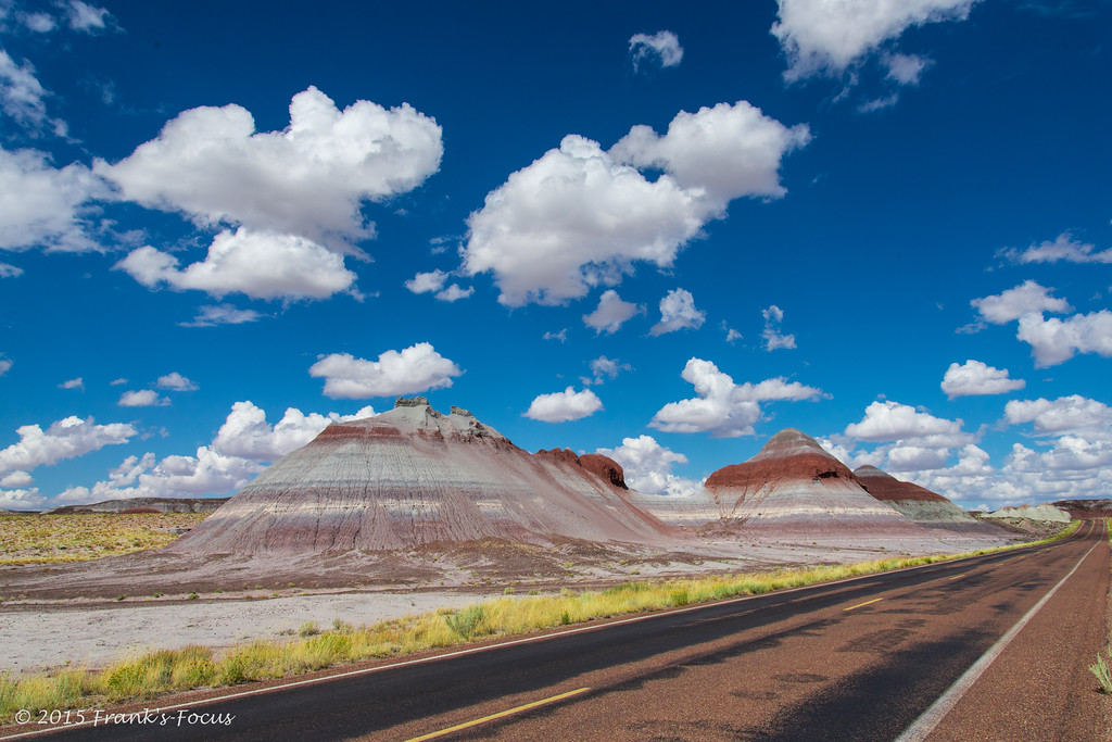 Monday, October 12, 2015 - Painted Desert