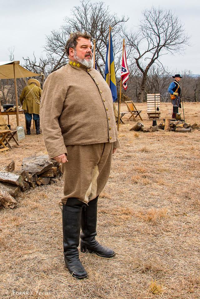April 6, 2017 -- Big Man in Camp