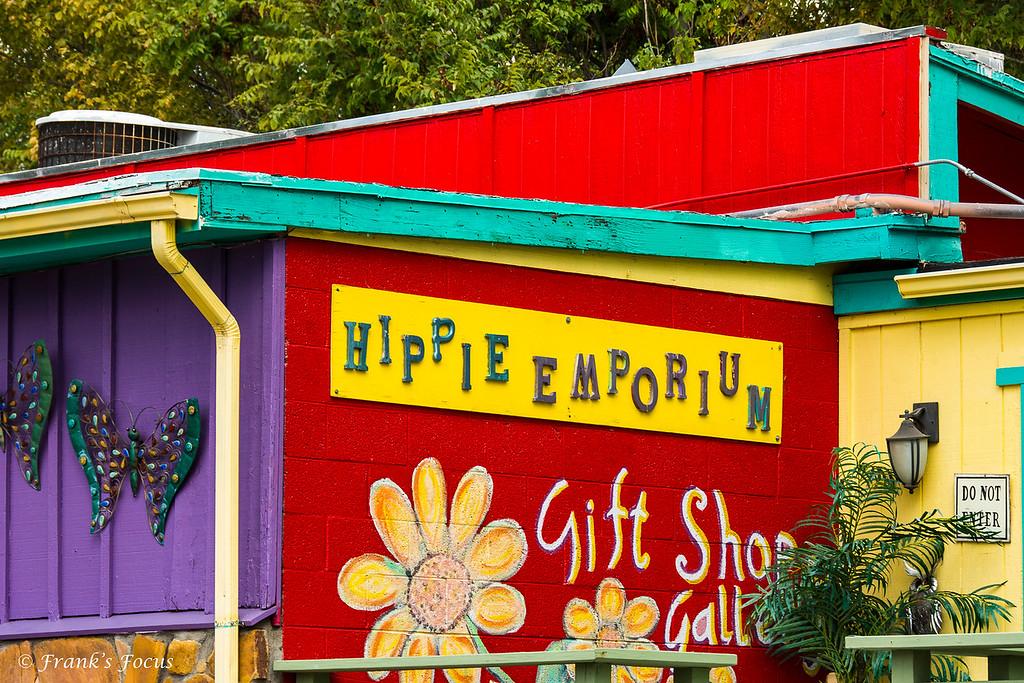 July 7, 2017 - The Hippie Emporium