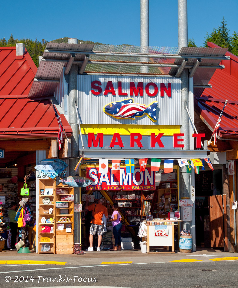 May 24, 2017 -- Salmon Market