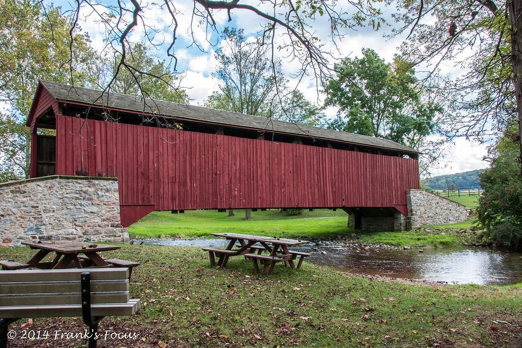 Monday, March 2, 2015 - Covered Bridge