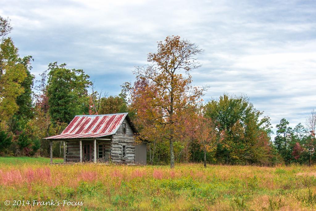 Monday, November 3, 2014 - The Old Cabin