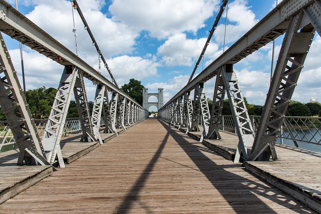 October 31, 2016 -- Waco Suspension Bridge