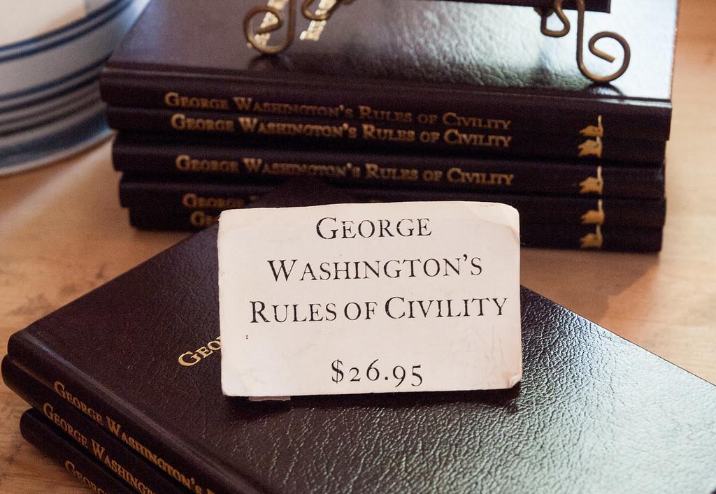 Friday, November 28, 2014 -- Civility
