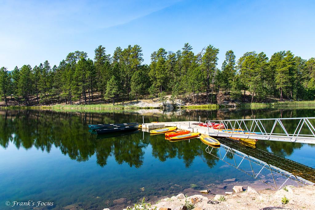 September 21, 2017 -- Legion Lake