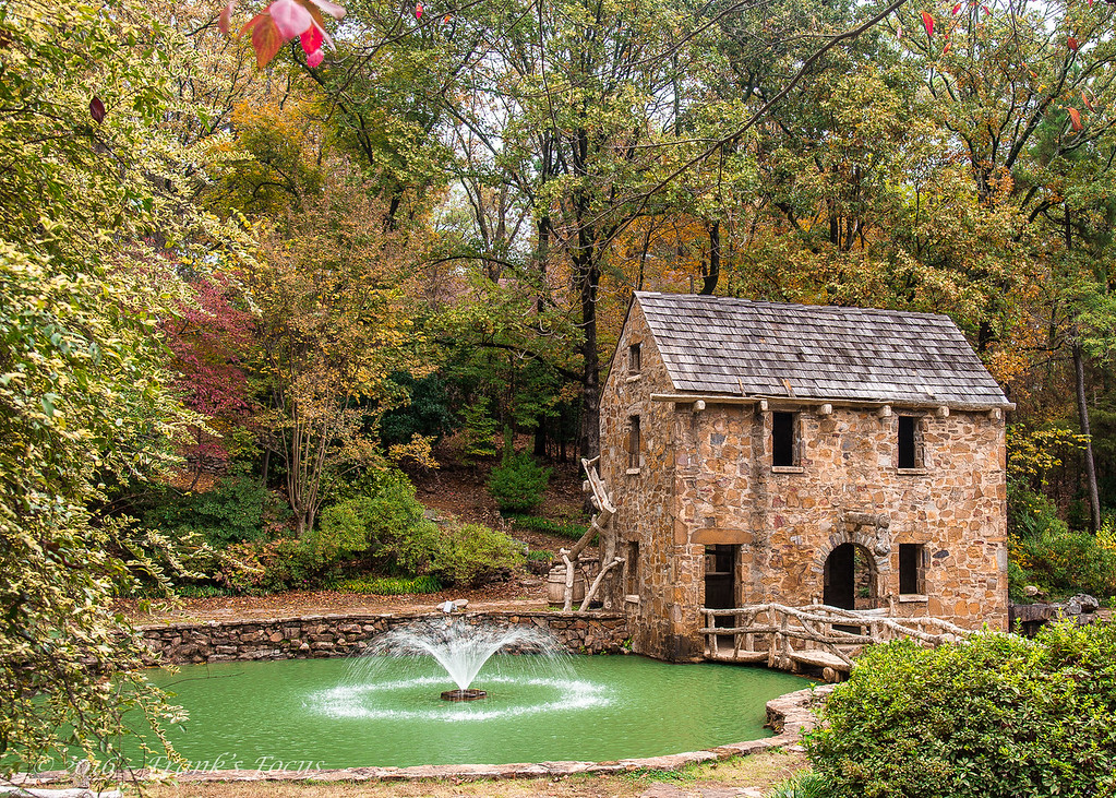 August 16, 2016 -- The Old Mill