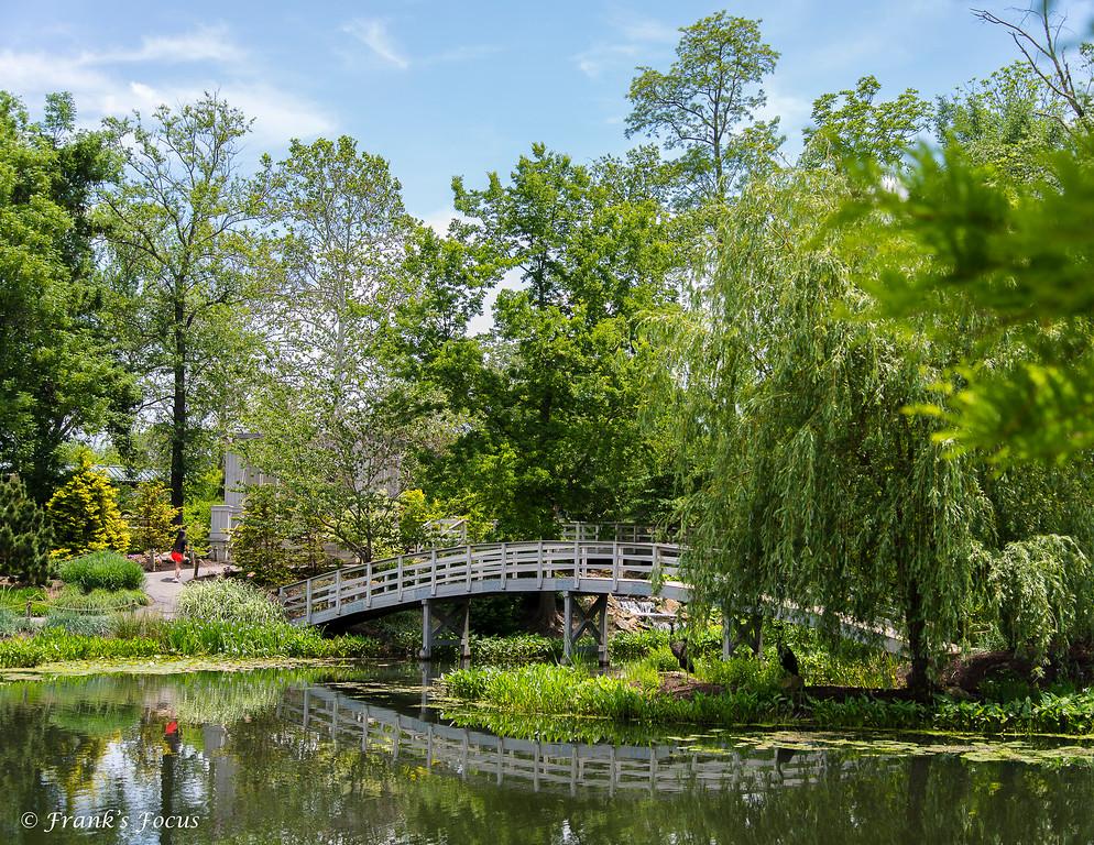 April 4, 2017 -- Bridge Reflection