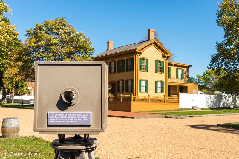 November 10, 2017 -- Abraham Lincoln Home National Historic Site