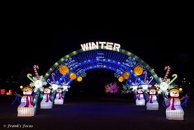 December 21, 2017 -- Winter is Here
