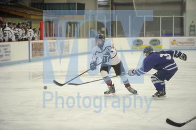 Spaulding vs Mississquoi girls hockey