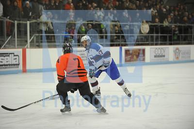 Spaulding vs Middlebury boys hockey