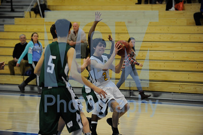 Harwood vs Woodstock boys basketball