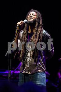 Robert Layman / Staff Photo Josh Barrett Sings
