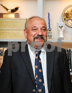 Robert Layman / Staff Photo Rabbi Doug Weber