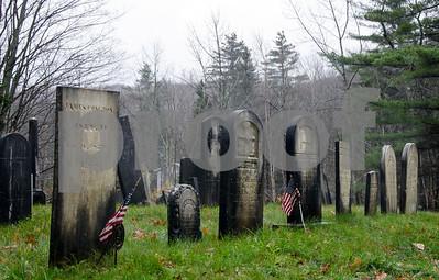 Robert Layman / Staff Photo East Wallingford Cemetery