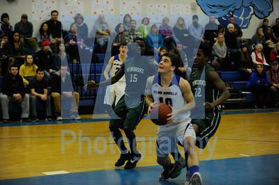 Williamstown vs Winooski boys basketball