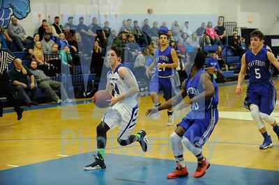 Williamstown vs Craftsbury boys basketball