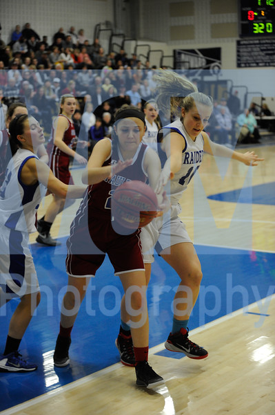 U-32 vs Spaulding girls basketball