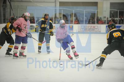 Spaulding vs BFA boys hockey
