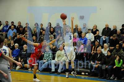 Williamstown vs Hazen boys basketball