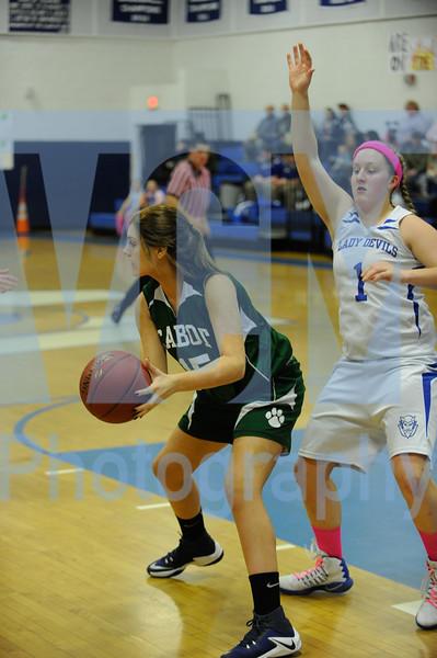 Williamstown vs Cabot girls basketball