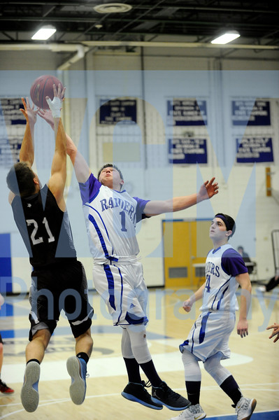 U-32 vs Lyndon boys basketball