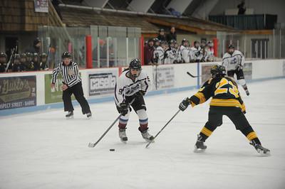 Spaulding vs BFA girls hockey