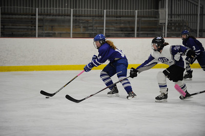 U-32 vs Missisquoi girls hockey