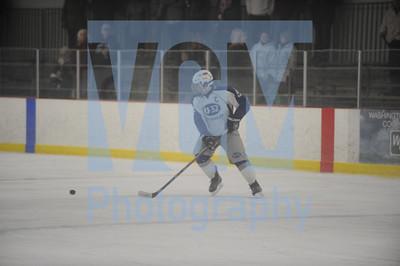 U-32 vs Stowe boys hockey