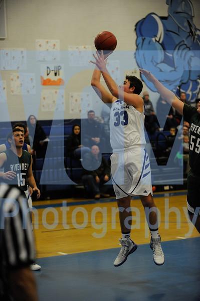 Williamstown vs Rivendell boys basketball