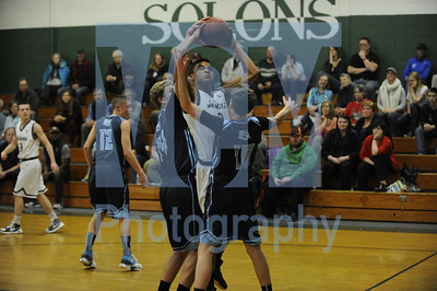 Montpelier vs Randolph boys basketball