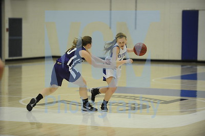 U-32 vs Oxbow girls basketball