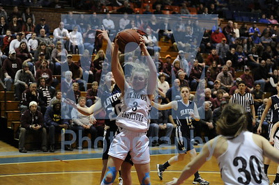 Lyndon vs Fair Haven girls basketball