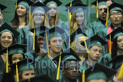 Montpelier High School graduation
