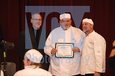 Community Kitchen Academy Graduation