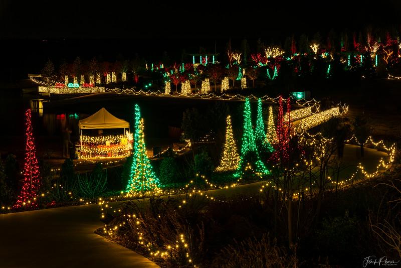 December 16, 2018 - Garden of Lights