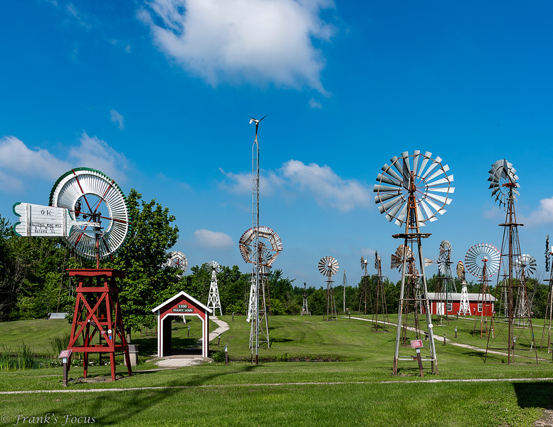 September 18, 2018 -- Windmill Museum